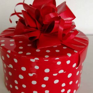 Red Polka Dot Box 16 Chocolates