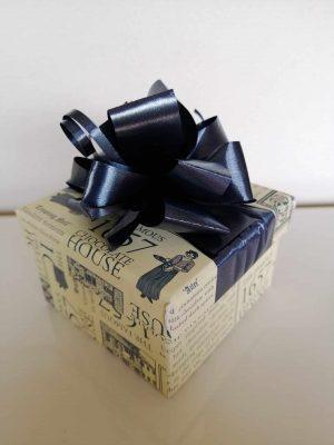 12 1657 choc box