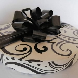 30 Black and white Choc box