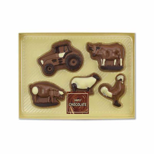 Chocolate Farming Set