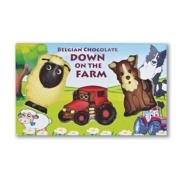 Down on the farm chocolate