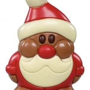 Milk Chocolate Santa