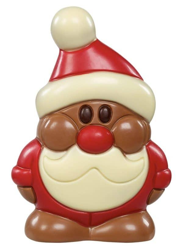 Milk Chocolate Santa