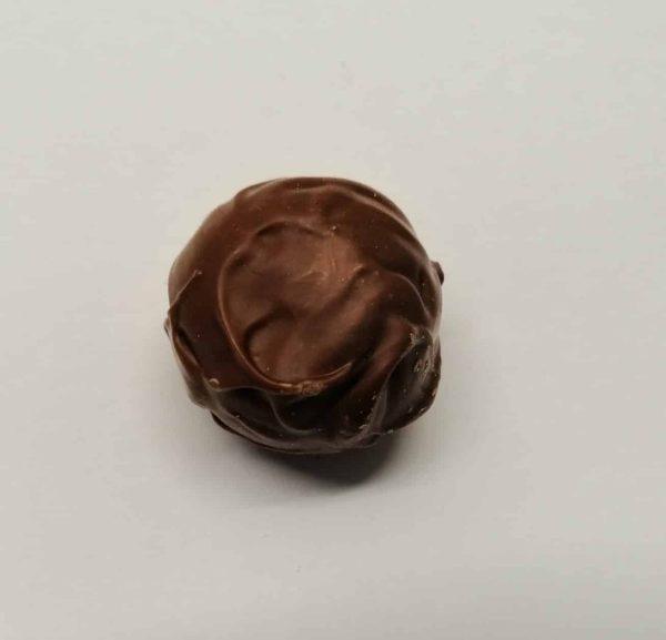 Whisky truffle